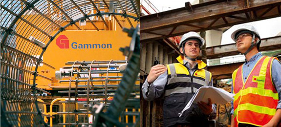 Data Capture Automation - Gammon Construction Limited