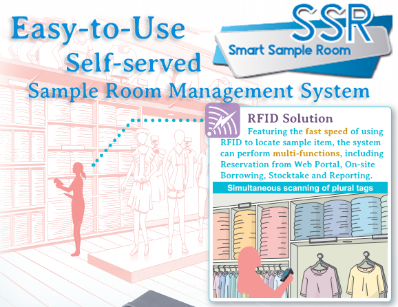 Sample Room Management System