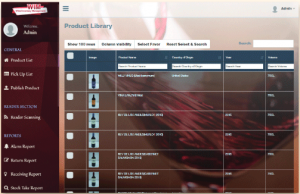 Wine Inventory Management Software